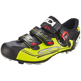 Sidi Eagle 7 Shoes Men Black/Yellow